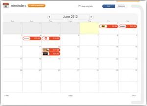 Manilla Bills Calendar