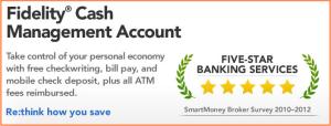 Fidelity Cash Management Account