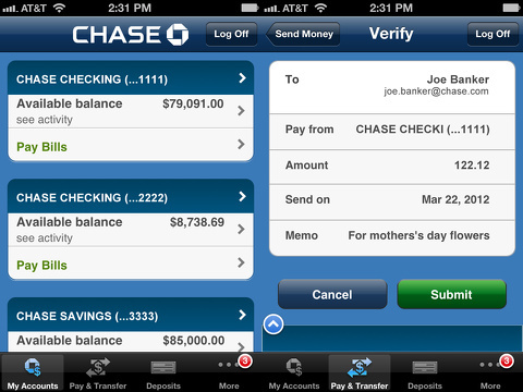 How Chase checking compares